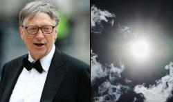 Bill Gates wants to block the Sun to stop Global Warming